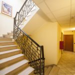 scale di ngresso al residence trerose di savignano sul rubicone