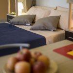 particolare di un appartamento interno del residence trerose di savignano sul rubicone