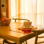 particolare di una cucina del residence trerose di savignano sul rubicone
