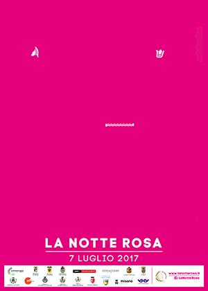 manifesto notte rosa 2017